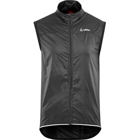 Löffler Windshell Bike Vest Herr black